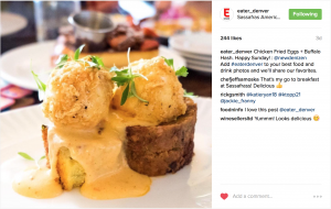 Denver Eater regram