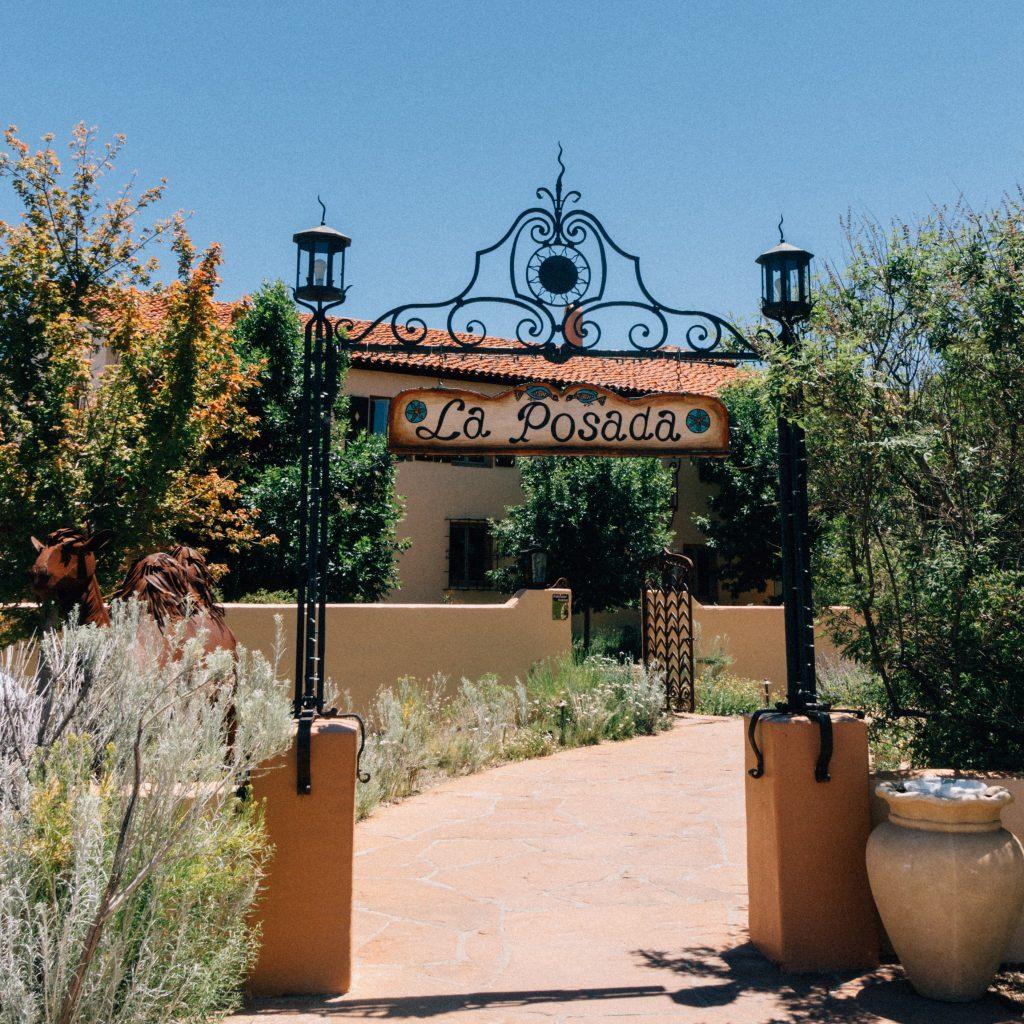 La Posada Hotel in Winslow, AZ