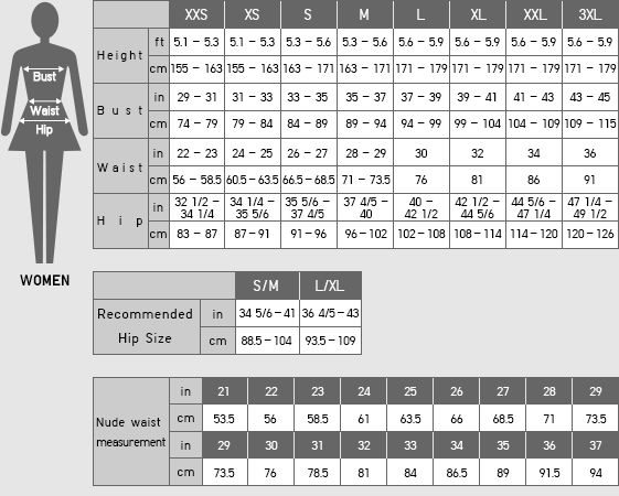 Uniqlo Us Sizing Chart