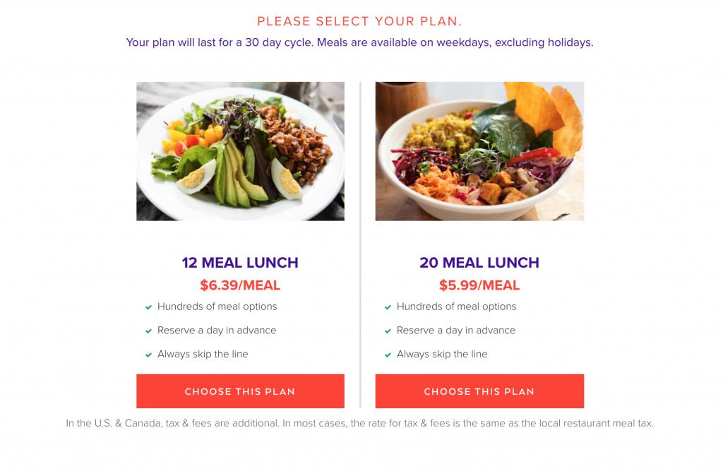 MealPal plans Denver