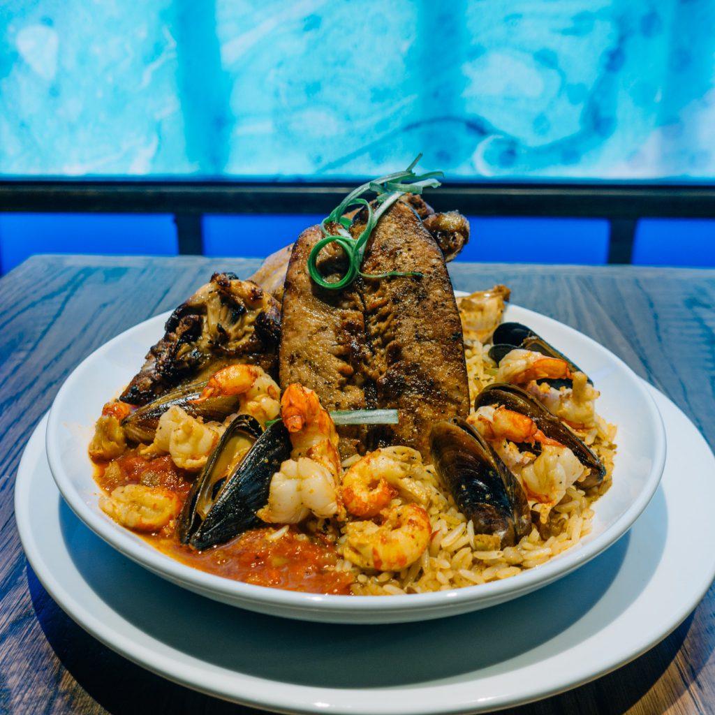 Tom Waits' Seafood Jambalaya