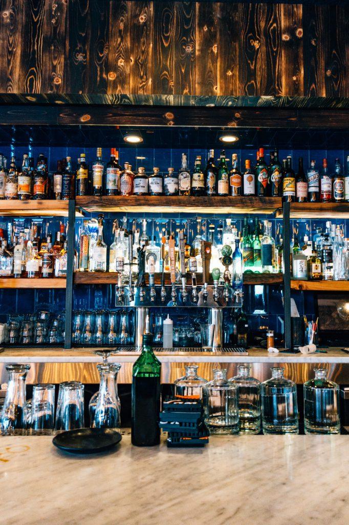 Mizu Izakaya bar