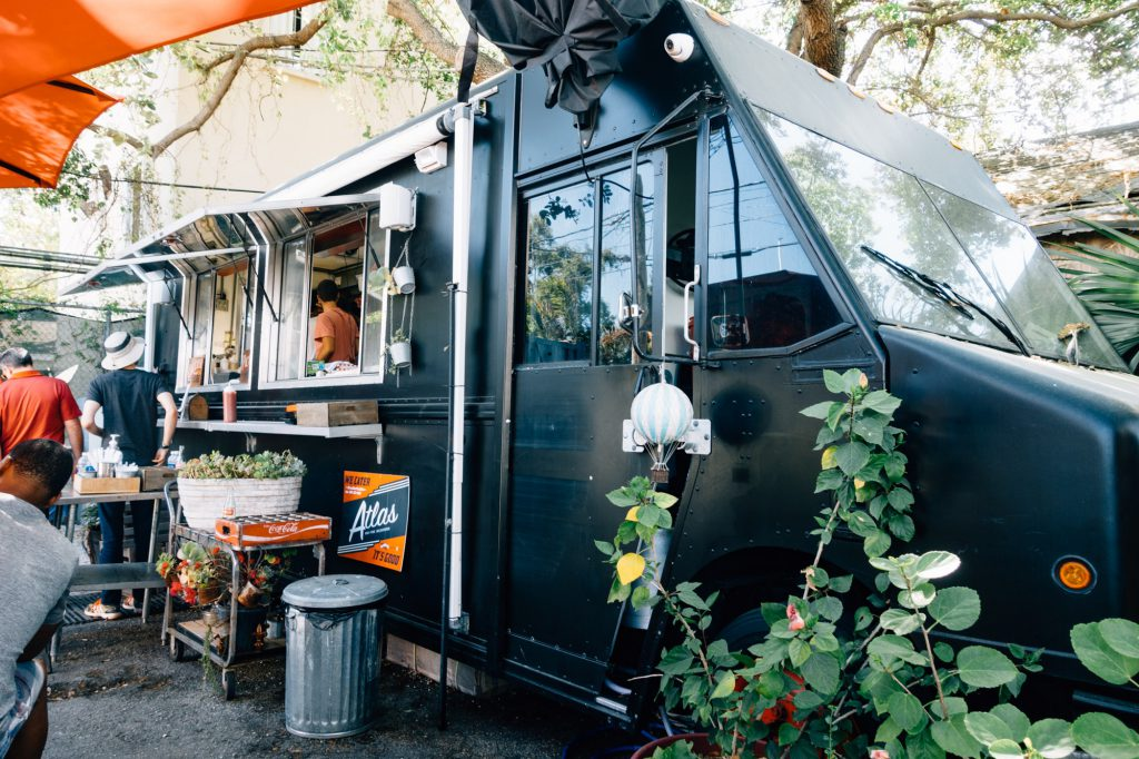 Atlas food truck