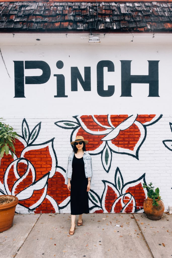 Exterior of Pinch Kitchen Miami