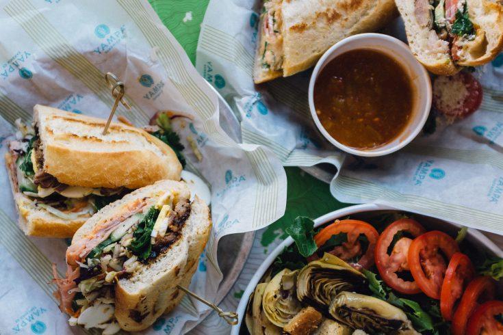 Lunch at Yampa Sandwich Company