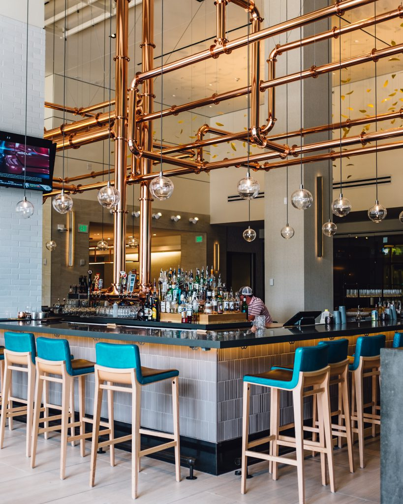 Bar at Former Saint