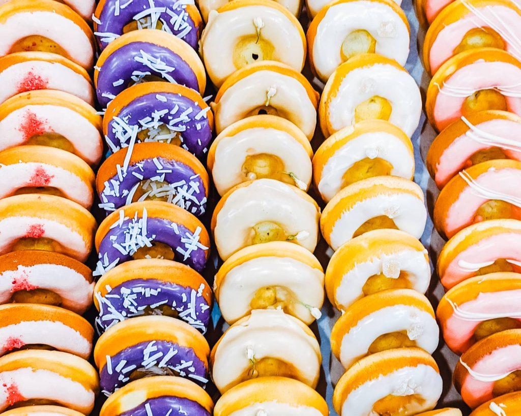 Third Culture mochi donuts