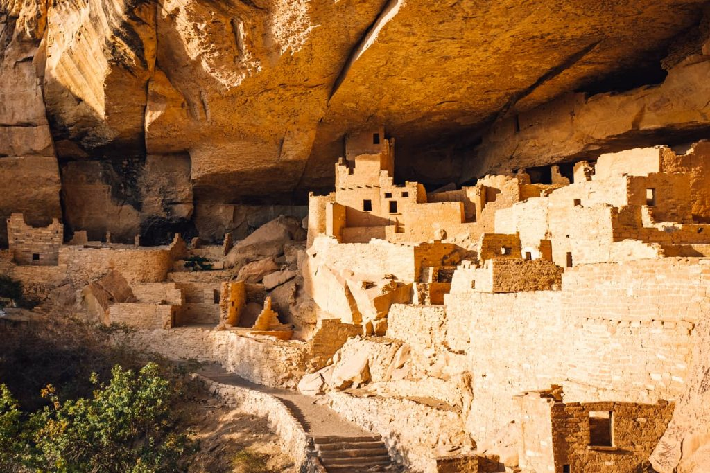 Cliff Palace in Mesa Verde