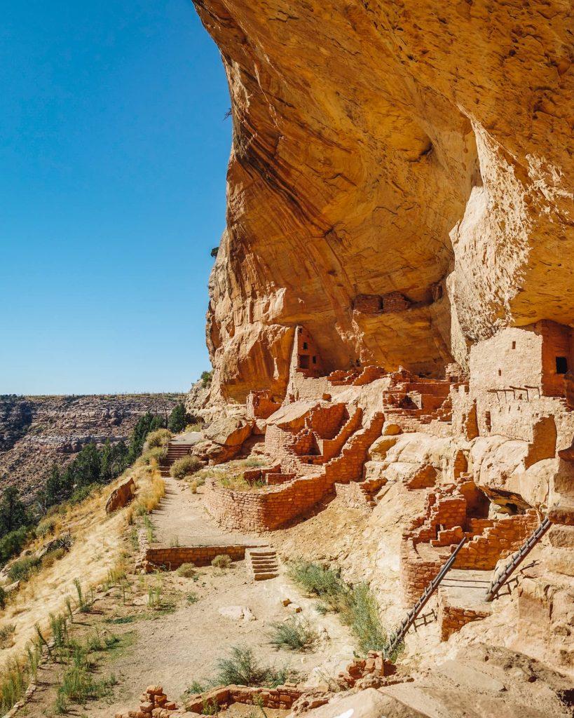 Long House at Mesa Verde