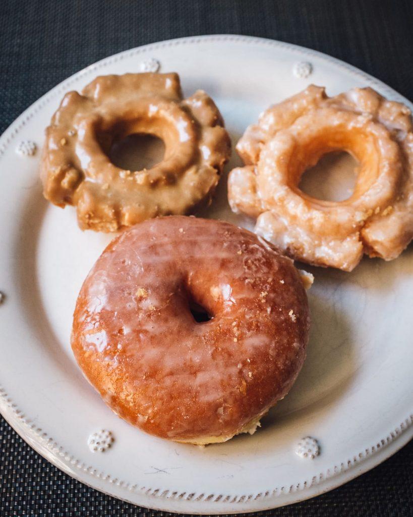 Donut Burst donuts